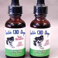 CBD Oil Drops for Dogs