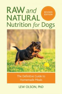 Book - Raw and Natural Nutrition for Dogs